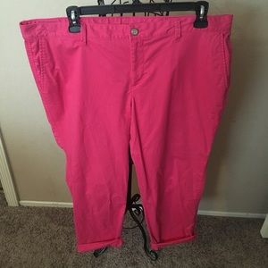 🎉Gap girlfriend khakis size 18 cute look🎉